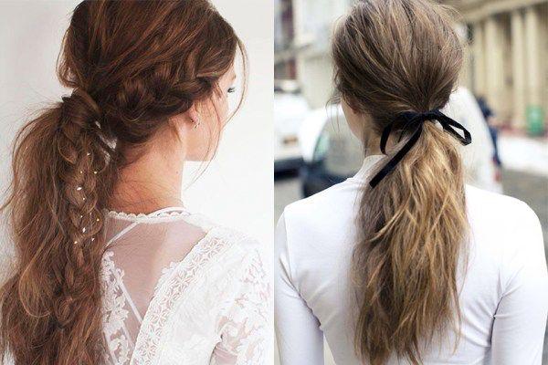 馬尾的升級版:厭倦馬尾的你,可以看看這 17 款簡易辮子髮型靈感!