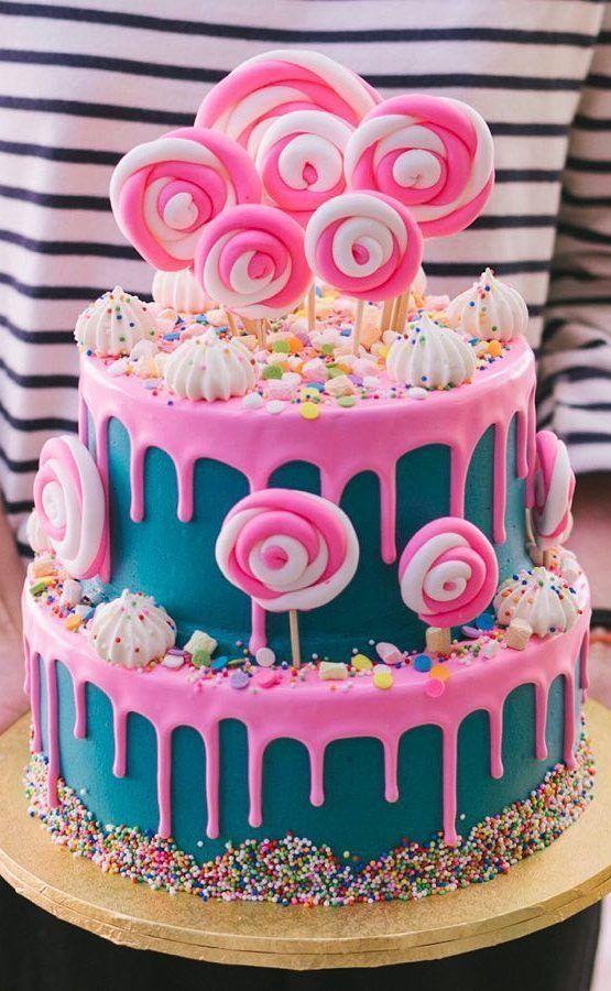 Schokoladen Geburtstagstorte zum ersten Jahr – Seite 10 von 52 –  #ersten #geburtstagstorte #…