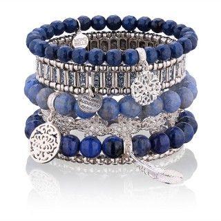 CISZA PRZED BURZĄ #mokobellejewellery #mokobelle #jewellery #jewelry #bracelet #silver #set #bransoletka #granat #storm