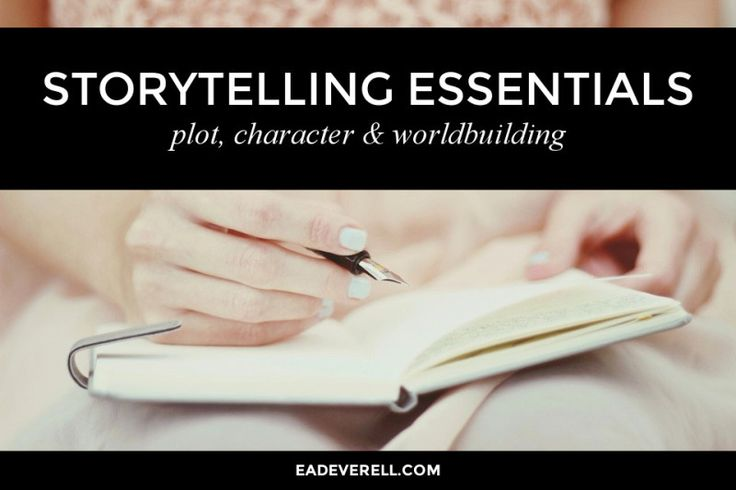This is a list of resources I put together for writers looking to improve their storytelling skills.