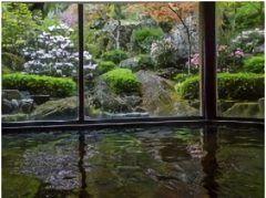 大分県中津市の温泉宿楓乃木をご紹介します この宿は秋の紅葉シーズンに利用してみてください() 大浴場からは色づいた木々を眺めながら入浴できますよ ここは純和風の旅館なんですが夕食は本格的なフレンチ とても斬新で美味しかったです  楓乃木 大分県中津市耶馬渓町大字深耶馬 tags[大分県]