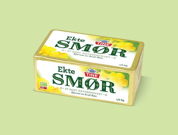 Ekte Smør / Tine