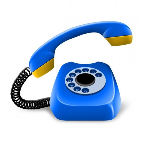 Old School Phone Icon PNG - http://www.dawnbrushes.com/old-school-phone-icon-png/