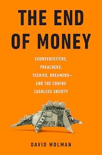 David Wolman: the end of money
