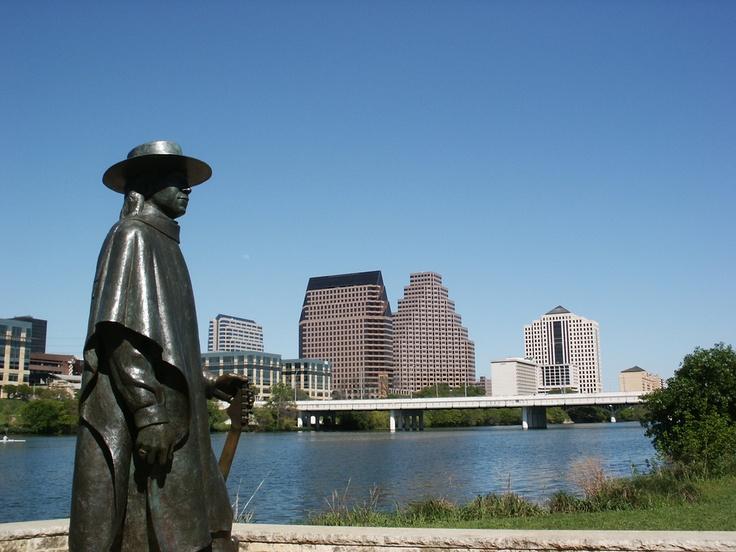 Austin, Teksas ...