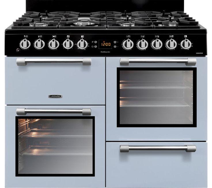 LEISURE Cookmaster CK100F232B Dual Fuel Range Cooker - Blue