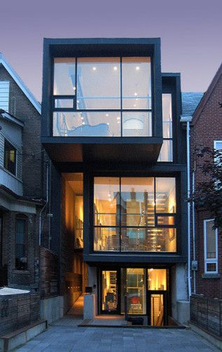 22 Grange Ave Toronto architecture and design #GTONGE1