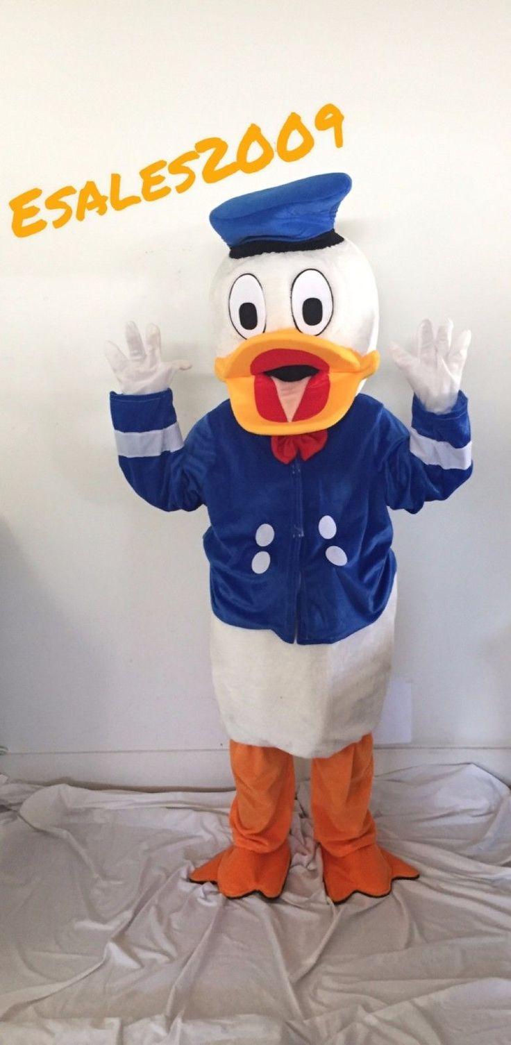 Daisy Duck Costume