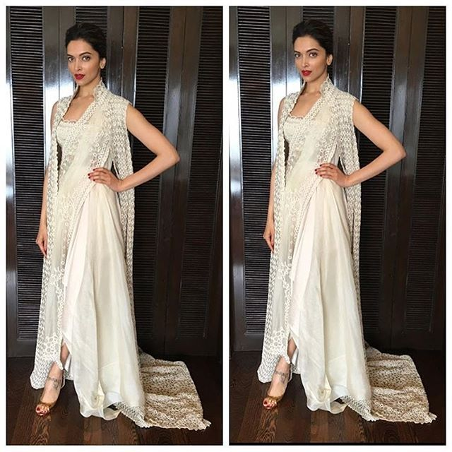 Hair and makeup for Deepika Today, for India Today, in Mumbai Today. Style style…