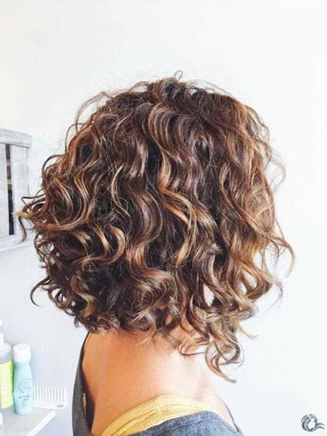 In Diesem Artikel Finden Sie Viele Coole Bilder Und Ideen Dafur Hair Coole Bob Bobfrisur Medium Curly Hair Styles Short Curly Haircuts Curly Hair Styles