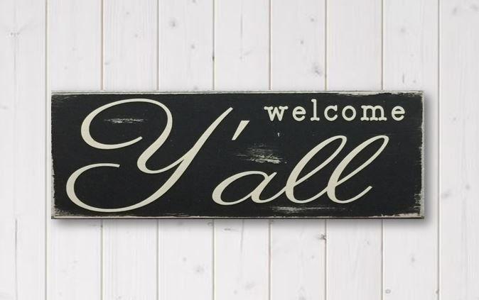 Foyer Sign