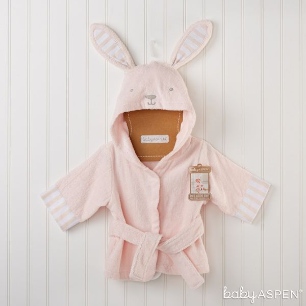 72 best easter baby images on pinterest easter ideas infant theres nothing sweeter on baby girl clothes than bunny ears and a bunny nose with this perky in pink bunny baby robe you can see for yourself solutioingenieria Image collections