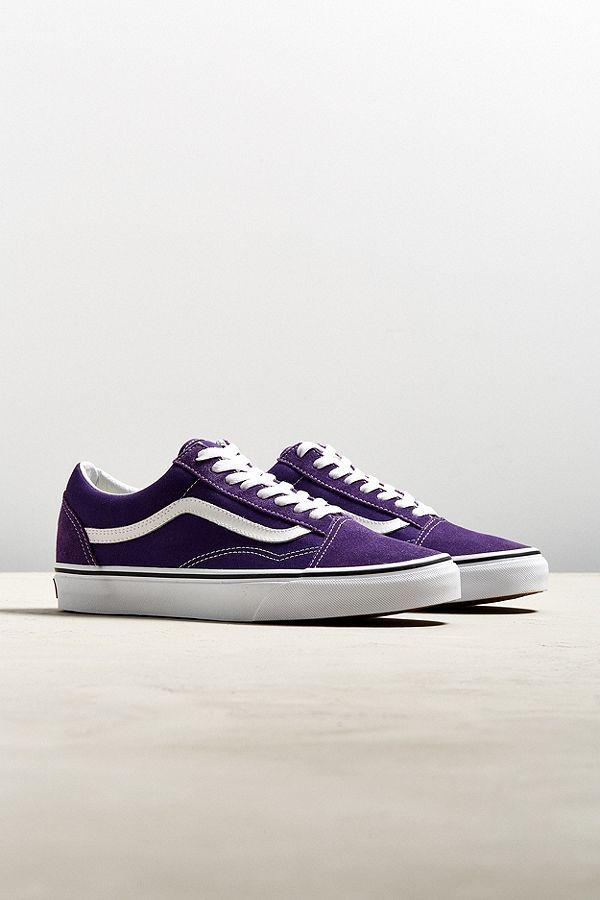 Vans Old Skool Sneaker | Purple vans