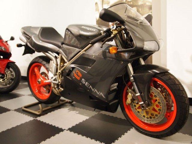 Ducati senna  #42 UK