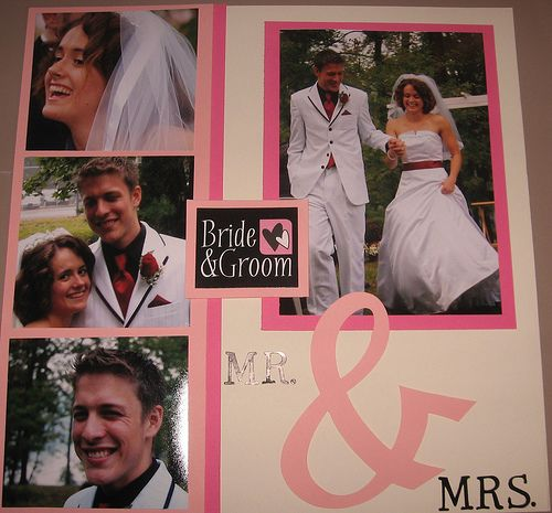 565 best scrapbook - page ideas - wedding/romantic images on ...