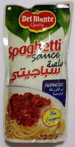 Del Monte Spaghetti Sauce Filipino Style 250g