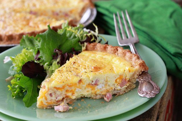 Get the Today Show Recipes: Quick Quiche, Fruit Salad, Shrimp and Grits - Southern Bite