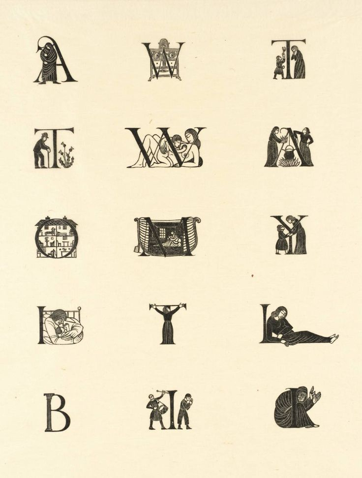 Eric Gill, '[title not known]' 1923
