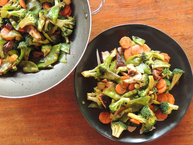 Por Marina Kawata Stir Fry é o nome de uma técnica culinária oriental que consiste em fritar rapidamente os alimentos em pouco óleo utilizando uma wok (panela que parece uma frigideira funda, saiba mais aqui). Um prato muito conhecido que utiliza... #alimentaçãosemcarne #legumes #segundasemcarne