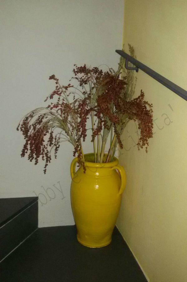 Volete aggiustare un vaso di terracotta rotto? Ecco come ho fatto io con colla bicomponente e das sono riuscita a ridare nuova vita