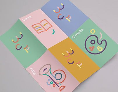 The World Children's Festival rebrand created a distinctive personal identity that reflected and enhanced their values, while giving a unique ownership to the attending children—emphasising how creativity can empower and bring communities together, allowi…