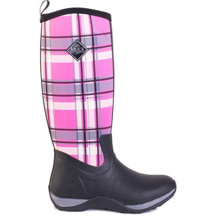 Muck Boot Women's Arctic Adventure Waterproof Winter Boots, Size: 9.0MEDIUM, Pink