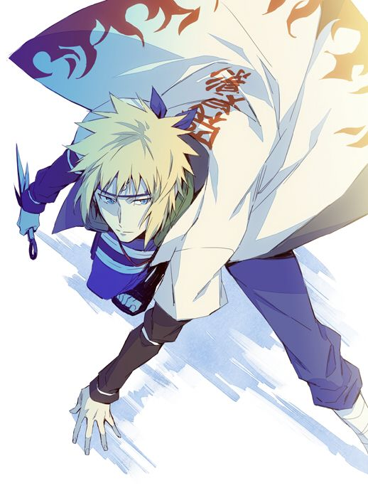 Minato Namikaze (manga Naruto) https )