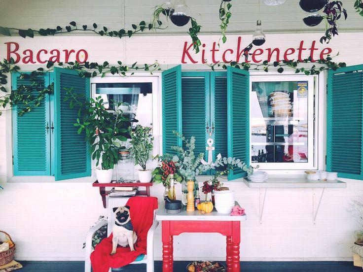 Restaurant Bacaro, port Constanta