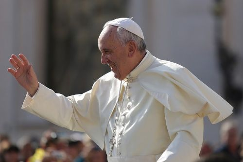 Pope Francis explains 'who am I to judge' in his new book :: Catholic News Agency (CNA)
