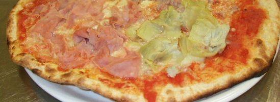 De fire årstider - pizza quattro stagioni