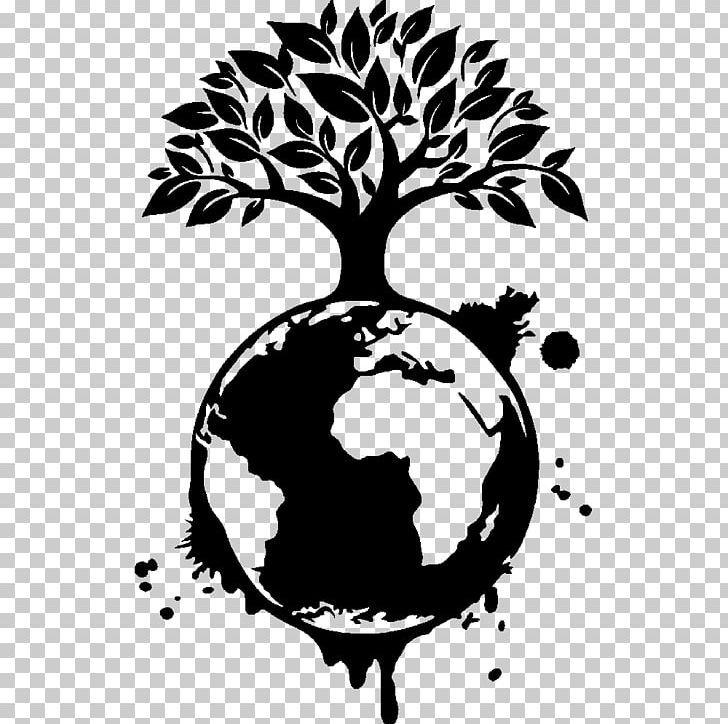 Natural Environment Tree Environmental Protection Environmental Policy Earth Png Biodiversity Black And White Png Natural Environment Environmental Graphics