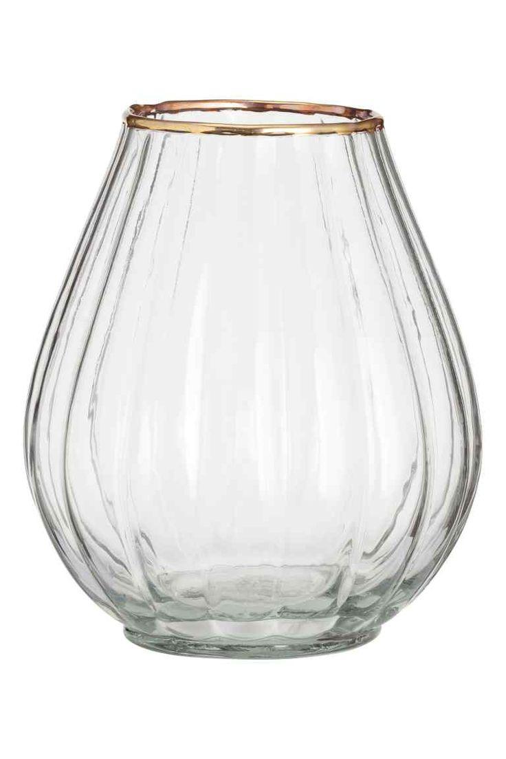 Petit vase en verre | H&M