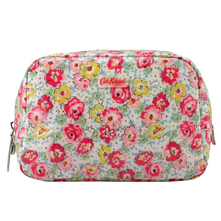 Orchard Ditsy Classic Box Cosmetic Bag | Washbags | CathKidston