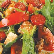 Tomato and Chorizo Salad Recipe - Quick and easy at countdown.co.nz