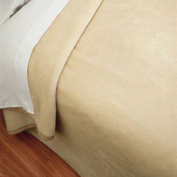 Narzuta na łóżko 220x240 cm, Piel perłowa