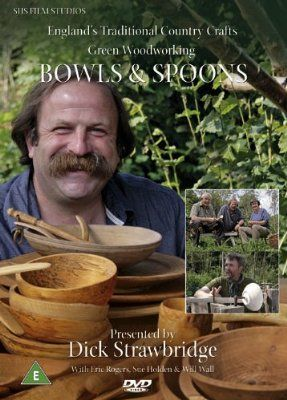 England's Traditional Country Crafts. Bowls & Spoons. Presented by Dick Strawbridge