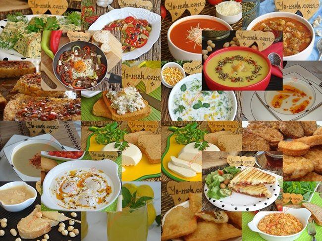 Sahur Yemekleri Menüleri Resimli Tarifi - Yemek Tarifleri