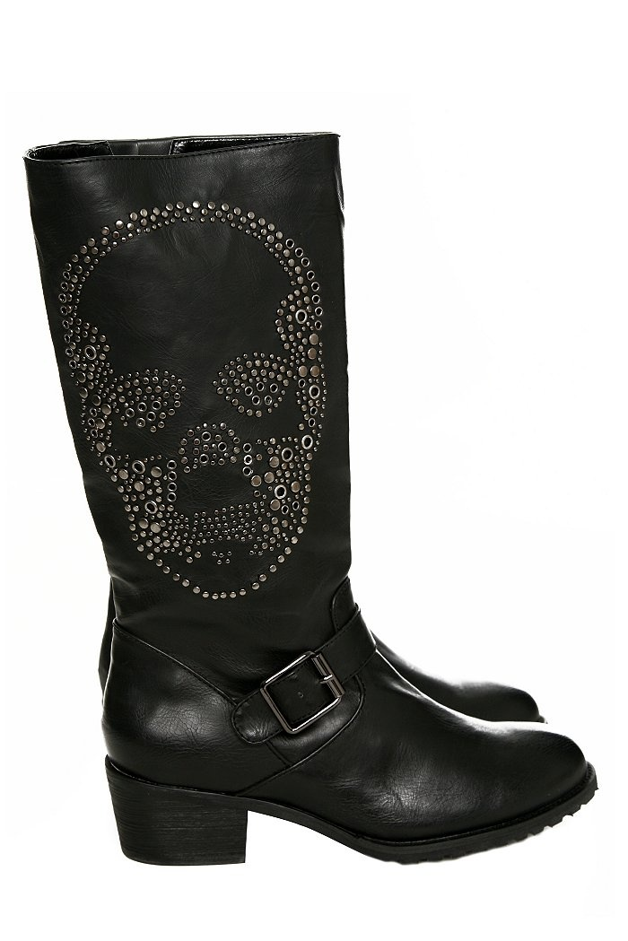 28 best Skull shoes images on Pinterest