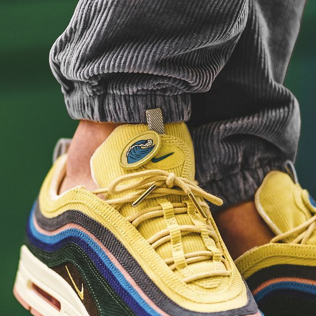 buy popular a347c 4eb78 The Nike Air Max 1/97 SW