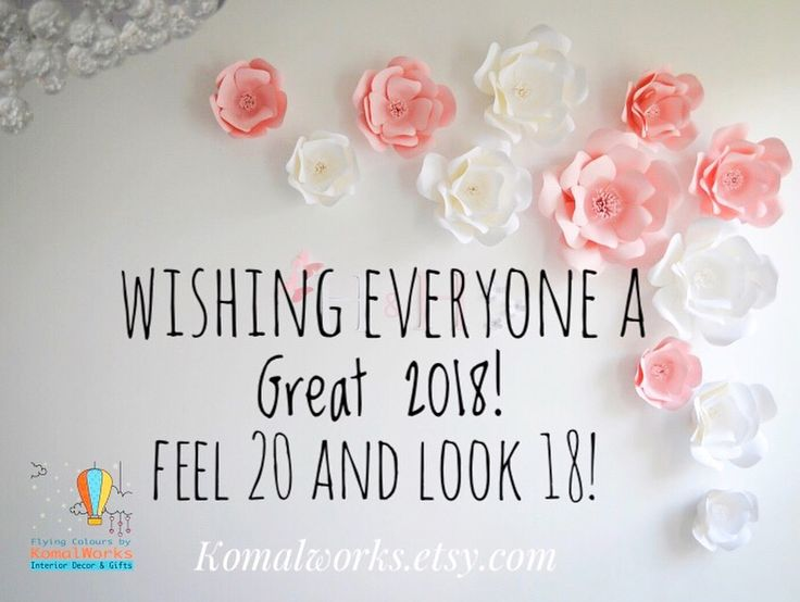 Happy New Year to you all! Just Be happy and be yourself :) #happynewyear #happy2018 #newyearvibes #goodbibesonly  #feelyoung #beyoung #staycool #enjoyinglife #keepshopping at #komalworks #etsy Shop my sale: 10% off when you spend CA$45.