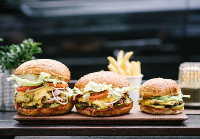 Melbourne's love affair with burgers shows no signs of slowing down. Here are our favourite spots to get your hands around a good one.