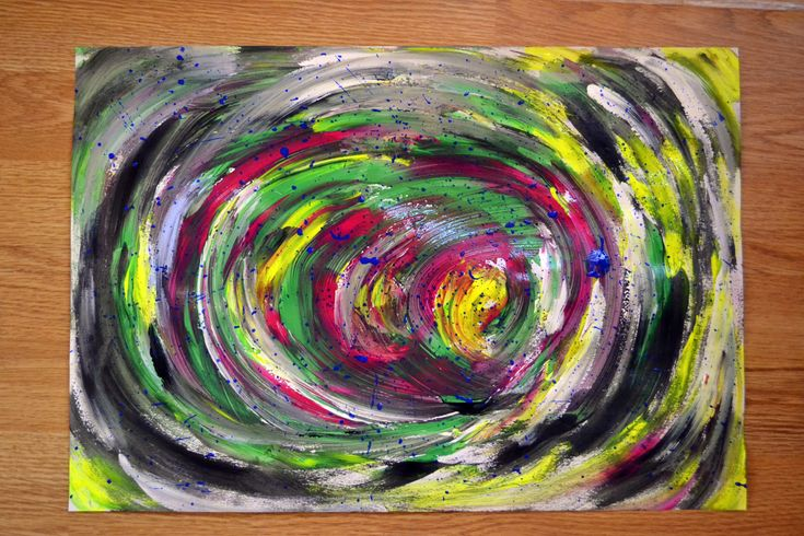 Acrylic on paper 2013 Universe Size: 48×33 cm