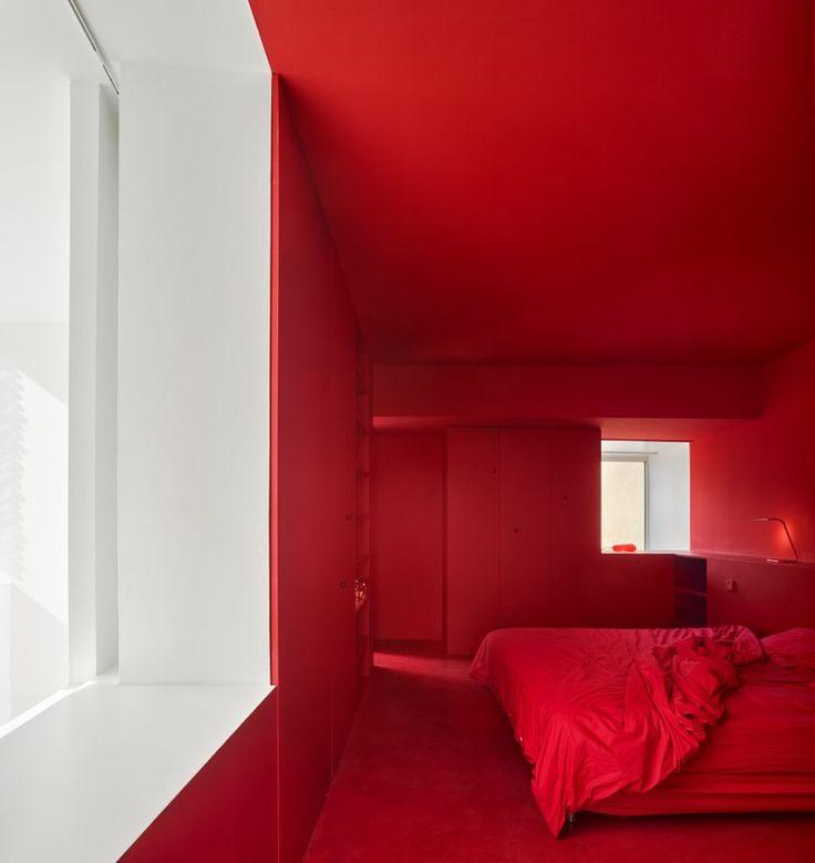Schlafzimmer In Rot Gestaltet. die besten 25+ braun schlafzimmer ...