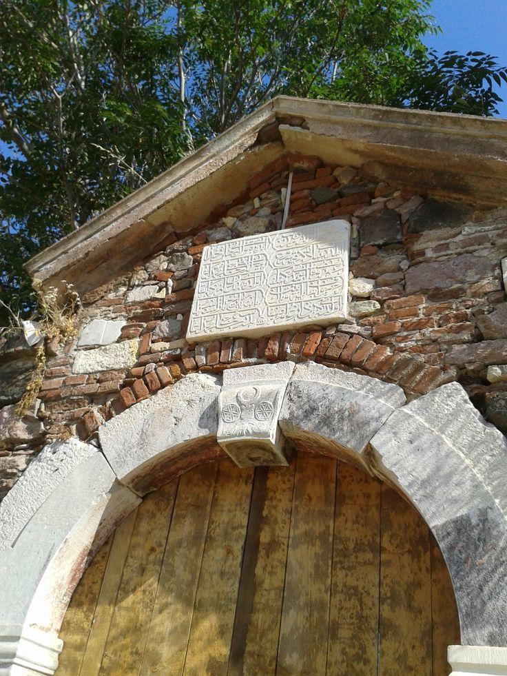 Lesvos, Yeni Cami hoca's house...