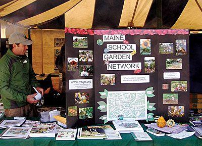 School Fair Booth Ideas - 0425