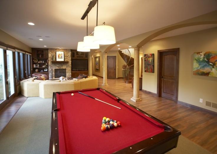 54 Best Billiard Room Images On Pinterest: 42 Best Rec Room Decor Images On Pinterest