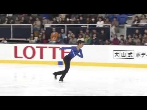 Donovan Carrillo (16 yrs) Con canción de Juan Gabriel clasifica al Mundial de Patinaje GrandPrix de Yokohama -  YouTube
