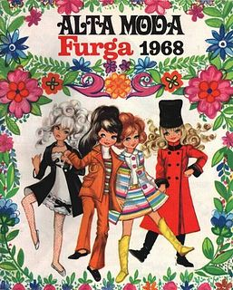 Alta Moda Furga Doll. My sisters and I had these dolls...Sylvia, Simona and Shelia..they are worth a boat load these days...Mom still has them..although they have scars from living with the four girls!!! Would love to find these for my granddaughters!!!