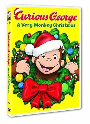 Curious George: A Very Monkey Christmas
