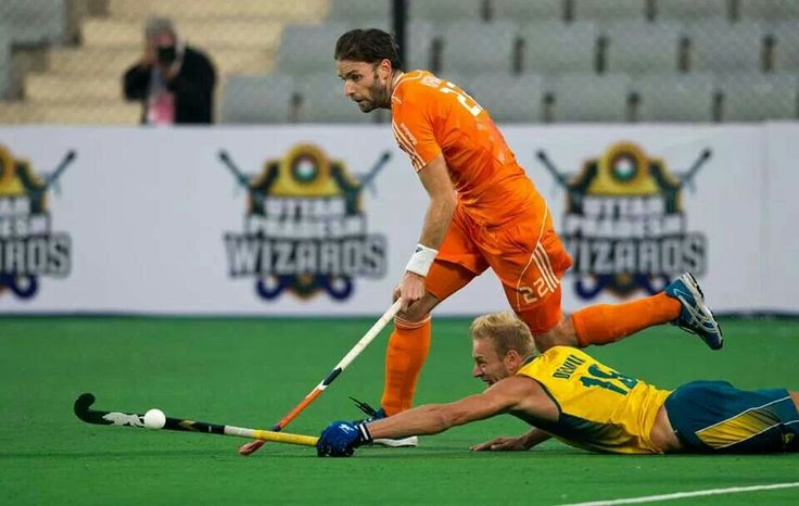 Tim Deavin full stretch against the netherlands January 2014